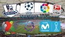Ver fútbol EN VIVO ONLINE EN DIRECTO GRATIS de las mejores ligas