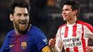 Barcelona vs PSV EN VIVO: Messi y 'Chucky' Lozano de titulares por Champions League