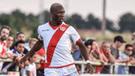 Luis Advíncula se ausentó de los entrenamientos del Rayo Vallecano