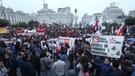 Cuestión de confianza: inició la marcha en apoyo a las reformas [EN VIVO]