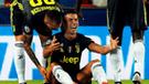 Cristiano Ronaldo: lo que no se vio de su expulsión por la Champions League [VIDEO]