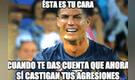 Diviértete con los hilarantes memes tras la expulsión de Cristiano Ronaldo [FOTOS]