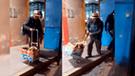 Facebook: Anciano enternece las redes por gesto de amor a su mascota [VIDEO]