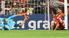 River Plate vs Independiente: Armani deslumbró otra vez con espectacular atajada [VIDEO]