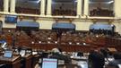 Fujimoristas abandonan debate por cuestión de confianza en el Pleno [FOTOS]