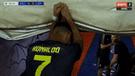 Ronaldo salió llorando tras ser expulsado por agresión ante el Valencia [VIDEO]
