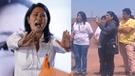 Keiko Fujimori reaparece y la trolean por poca asistencia de seguidores [VIDEO]