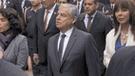 """""""¡Cierren el Congreso!"""", el pedido a Villanueva en el Centro de Lima [VIDEO]"""