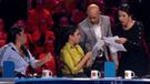 Ricardo Morán 'pelea' en vivo con jurado de 'Yo Soy' por eliminación de imitadores