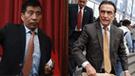 Fujimoristas Becerril y Mamani son increpados en plena Av. Abancay [VIDEO]