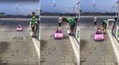 Facebook viral: Tierna niña desata suspiros en redes, luego de cargar combustible [VIDEO]