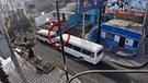 Cámaras de seguridad captan como un escolar es atropellado violentamente por un vehículo [VIDEO]