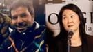 """Twitter: Renato Cisneros """"trolea"""" a Keiko Fujimori por su video de 'golpe de estado'"""