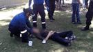 Hallan a tres adolescentes completamente ebrias en parque de Arequipa