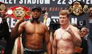 Anthony Joshua vs Alexander Povetkin EN VIVO: hora y canales para ver la pelea por el título de los pesos pesados