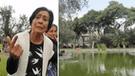 Candidata a regidora prohíbe que alumnos de colegio nacional se tomen fotos en laguna de El Olivar [VIDEO]
