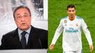 Florentino Pérez reveló razón de Cristiano Ronaldo para dejar el Real Madrid