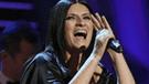Imitadora de Laura Pausini alarma al jurado de 'Yo Soy' tras romper en llanto