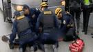 Bus del Metropolitano atropelló a un escolar en el Cercado de Lima [VIDEO]