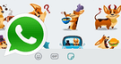WhatsApp: conoce qué stickers llegaran en la próxima actualización [FOTOS]