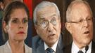 Chávarry dispone investigar a PPK, Aráoz y otros como presunta organización criminal