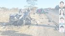 Choque entre auto y bus interprovincial en vía Piura-Chiclayo deja cinco muertos