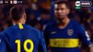 Jugadores de Boca Juniors casi se pelean en pleno clásico ante River Plate [VIDEO]