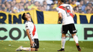 Boca fue derrotado por 0-2 ante River Plate en el Superclásico argentino [RESUMEN Y GOLES]