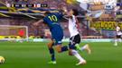 Boca Juniors vs River Plate: duro codazo de Cardona a Enzo Pérez que mereció roja [VIDEO]