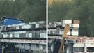 Facebook: un camión repleto de abejas se estrelló y ocurre algo sorprendente [VIDEO]