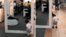 Facebook: niño ve su reflejo por primera vez y su inocente reacción cautiva [VIDEO]
