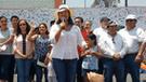 """Video """"trolea"""" a Keiko Fujimori por la poca asistencia en su mitin en Ica"""