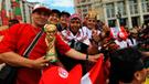 ¿Cuántos peruanos asistieron al Mundial Rusia 2018?