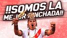 ¡Enormes! Hinchada peruana ganó premio The Best 2018 a 'Mejor Afición'