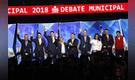 Reggiardo dejó la silla vacía en el primer debate de candidatos para Lima