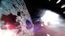 Japón logra estacionar dos naves en asteroide por primera vez [FOTOS]