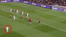 ¡Romero quedó inmóvil! El golazo del Derby County al Manchester United que es furor en YouTube [VIDEO]