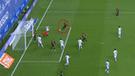 ¡Se estrenó en las redes! Luis Advíncula anotó su primer gol con el Rayo Vallecano [VIDEO]