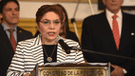 """Salgado planteará que periodistas en el Congreso """"estén en un solo lugar"""" [VIDEO]"""
