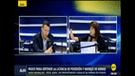 Patricia Del Rio protagoniza acalorada discusión con representante de portadores de armas [VIDEO]