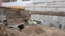 Surco: activan protocolos de emergencia por derrumbe en obra de construcción