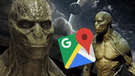 Google Maps aterra al mundo al mostrar supuesto 'reptiliano' hallado en calle de Guatemala [FOTOS]