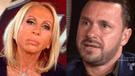 """Cristian Zuárez tilda de """"infiel"""" a Laura Bozzo y ella hace dura advertencia"""
