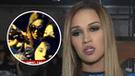 Captan a Angie Arizaga pasada de copas en plena calle [VIDEO]