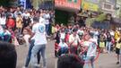 Facebook Viral: Así reaccionaron personas en Gamarra al ver a Venezolana realizando sexy baile [VIDEO]