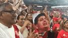 Video devela origen de la pelea entre hinchas de Perú y Chile en Miami