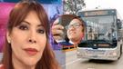 Magaly Medina deja contundente mensaje a agresora de Metropolitano [FOTO]