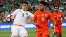 México 0-0 Chile EN VIVO ONLINE por amistoso FIFA 2018