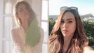 Eiza González posa en sexy bikini y la comparan con Yanet García [FOTO]