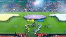 Argentina vs Brasil: Increíble recibimiento de ambas hinchadas en amistoso internacional